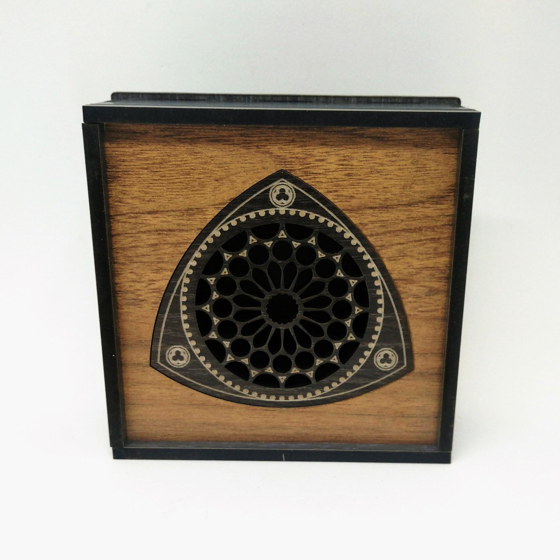 Caja Rosetón Sur (Tapa deslizante)